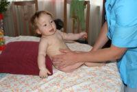 Как укрепить мышцы ребнку